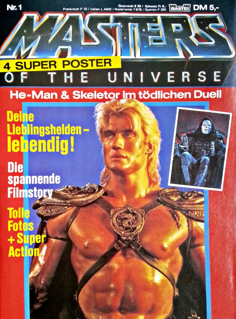 Masters of the Universe - Das Film-Magazin